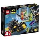 Конструктор «Бэтмен и ограбление Загадочника»