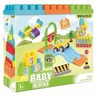 Конструктор Baby Blocks, 50 элементов