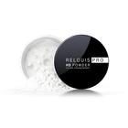 Пудра для лица фиксирующая Relouis PRO HD powder, цвет прозрачный