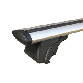 Багажная система 'LUX' КЛАССИК с дугами 1,2м аэро-трэвэл (82мм) для а/м с рейлингами Ош