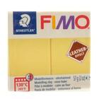 Полимерная глина запекаемая FIMO leather-effect, 57 г, песочный