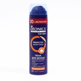 Пена для бритья Deonica «Максимальная защита», 240 мл