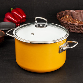 Кастрюля «Mustard», 4 л