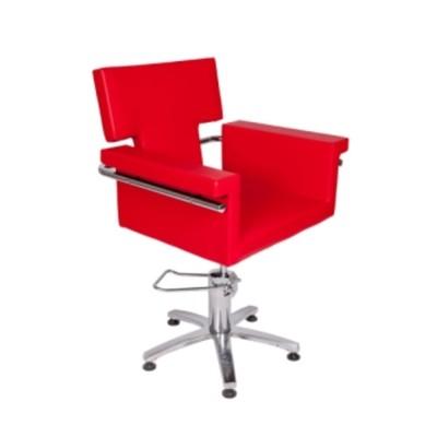 Кресло парикмахерское Николь, цвет бронза 670х700