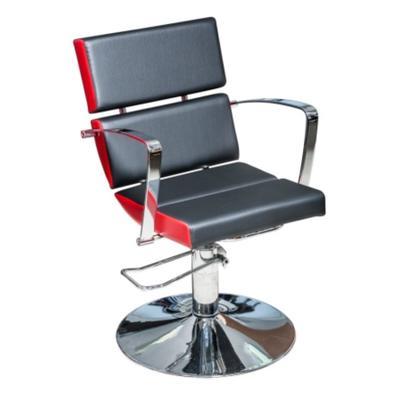 Кресло парикмахерское Лига, цвет чёрный 560х560
