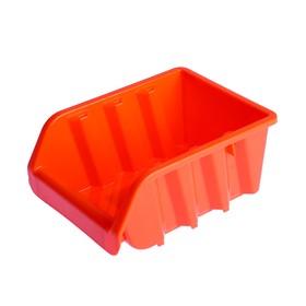 Лоток для метизов №2, 160х115х75 мм, оранжевый