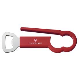 Открывалка для бутылок VICTORINOX Pet, сталь/пластик, красная