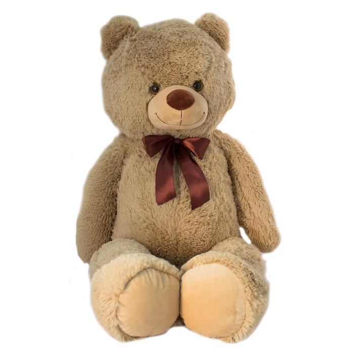 Игрушка мягконабивная Tallula Медведь, 100 см, бежевый