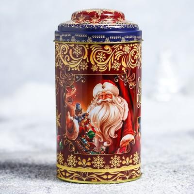 Чай чёрный «Дед Мороз»: жасмин, 100 г. - Фото 1