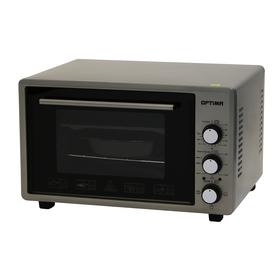 Мини-печь OPTIMA OF-36G, 1300 Вт, 36 л, таймер, 2 противня, ярко-серая Ош
