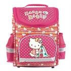 Ранец Стандарт Hello Kitty 32*25*13 дев, розовый