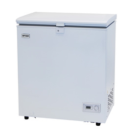 Морозильный ларь OPTIMA BD-155WLG, класс А+, 155 л, от +5 до -24С, замок, белый Ош