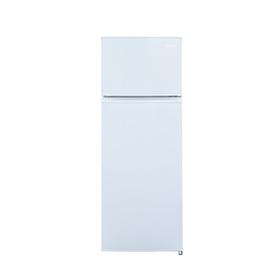 Холодильник WILLMARK RFT-273W, двухкамерный, класс А+, 210 л, Defrost, белый