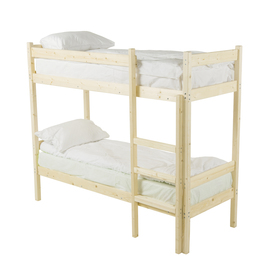 Двухъярусная кровать «Т2», 80 × 190 см, цвет сосна Ош