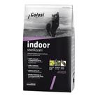 Сухой корм Golosi Indoor Sterilizzati для домашних стерилизованных кошек,400 г