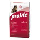 Сухой корм ProLife Indoor, для кошек, лосось/рис, 1,5 кг