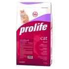 Сухой корм ProLife Стерилизат Sensetive, для кошек, свинина/рис, 12 кг