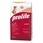 Сухой корм ProLife для кошек, лосось/рис, 0,4кг