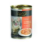 Влажный корм Edel Cat нежные кусочки в соусе, 3 вида мяса, 400 г