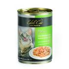 Влажный корм Edel Cat нежные кусочки в соусе, индейка/печень, 400 г