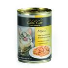 Влажный корм Edel Cat нежные кусочки в соусе, курица/утка, 400 г