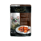 Влажный корм Edel Cat нежные кусочки в желе, гусь/печень, 100 г