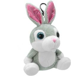 Мягкая игрушка «Брелок Кролик», 8 см