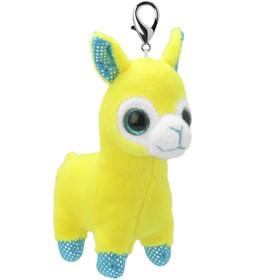 Мягкая игрушка «Брелок лама», 8 см