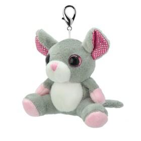 Мягкая игрушка «Брелок Мышонок», 8 см