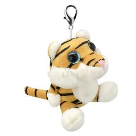 Мягкая игрушка «Брелок тигренок», 8 см
