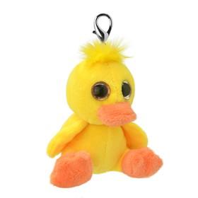 Мягкая игрушка «Брелок Утёнок», 8 см