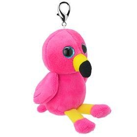 Мягкая игрушка «Брелок Фламинго», 8 см