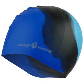 Шапочка силиконовая MULTI, Blue M0534 01 0 03W