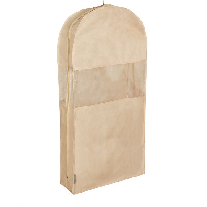 Чехол для одежды «Каир», двойной, длинный, 130х60х20 см