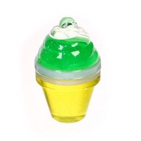 Лизун «Мороженое», твёрдый, цвета МИКС Ош