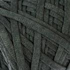 Трикотажный шнур Special 6мм 100м/250гр 60% хлопок, 40% акрил(антрацит)