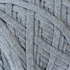 Трикотажный шнур Special 6мм 100м/250гр 60% хлопок, 40% акрил(св.серый)