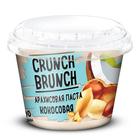 Арахисовая паста «СRUNCH-BRUNCH» Кокосовая 200г