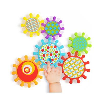 Набор развивающих игрушек Happy Baby Mechanix, 9+ месяцев, 6 шт. - Фото 1