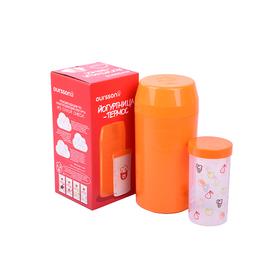 Йогуртница-термос Oursson, 1 л, оранжевый