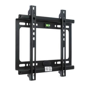 """Кронштейн Kromax IDEAL-5, для ТВ, фиксированный, 15-47"""", 20 мм от стены, черный"""