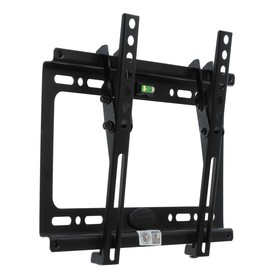 """Кронштейн Kromax IDEAL-6, для ТВ, наклонный, 15-47"""", 20 мм от стены, черный"""