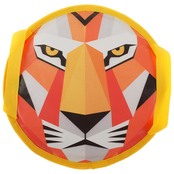 Санки-ледянки d=35 см, «Тигр»