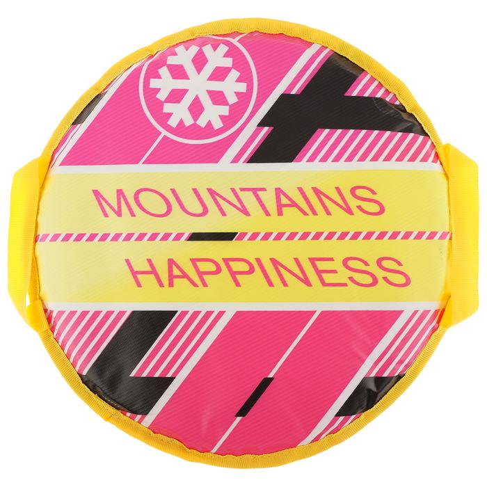 Санки-ледянки d=45 см, Mountain