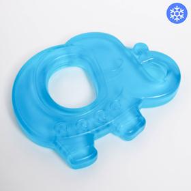 Прорезыватель охлаждающий «Слонёнок», цвет МИКС