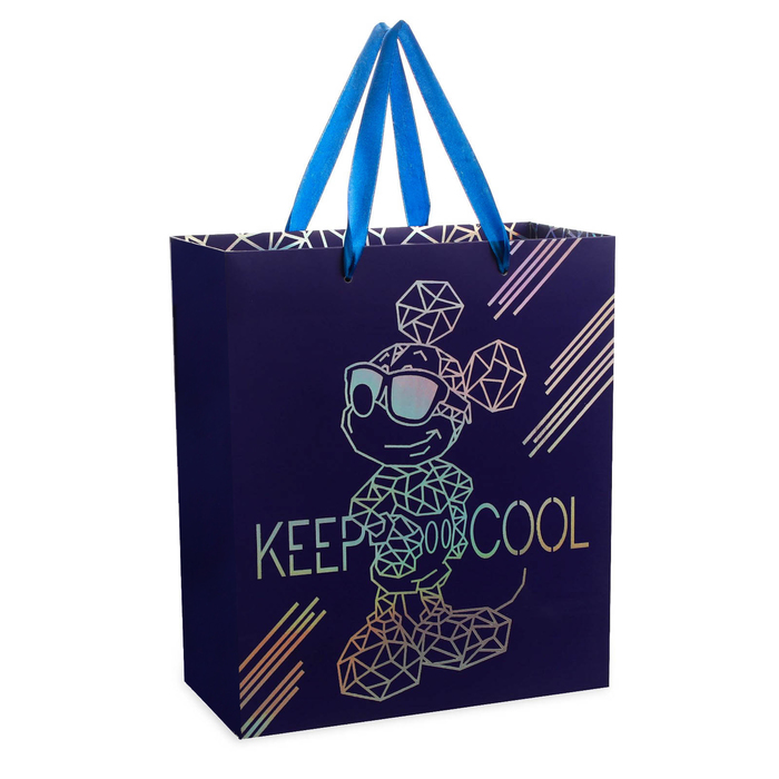 Пакет ламинат вертикальный KEEP COOL LOVE Mickey, 23х27х11 см, Микки Маус