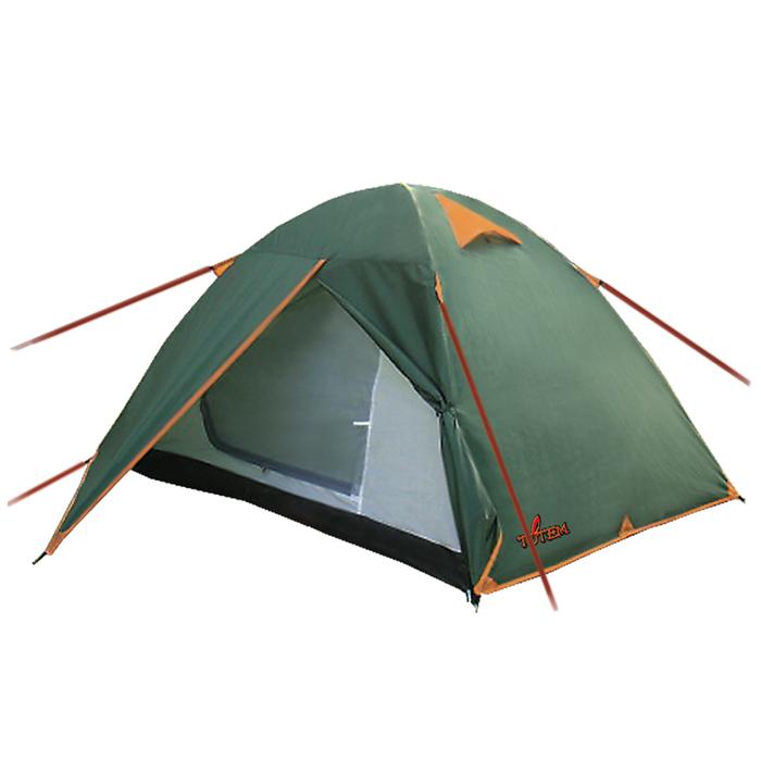 Totem палатка Trek 2 (V2), цвет зелёный