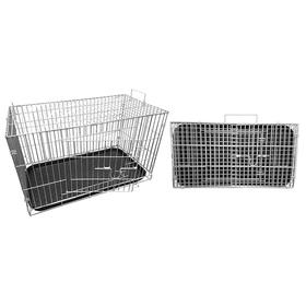 Клетка для животных, с пластиковым поддоном, 39 х 72 х 43 см Ош
