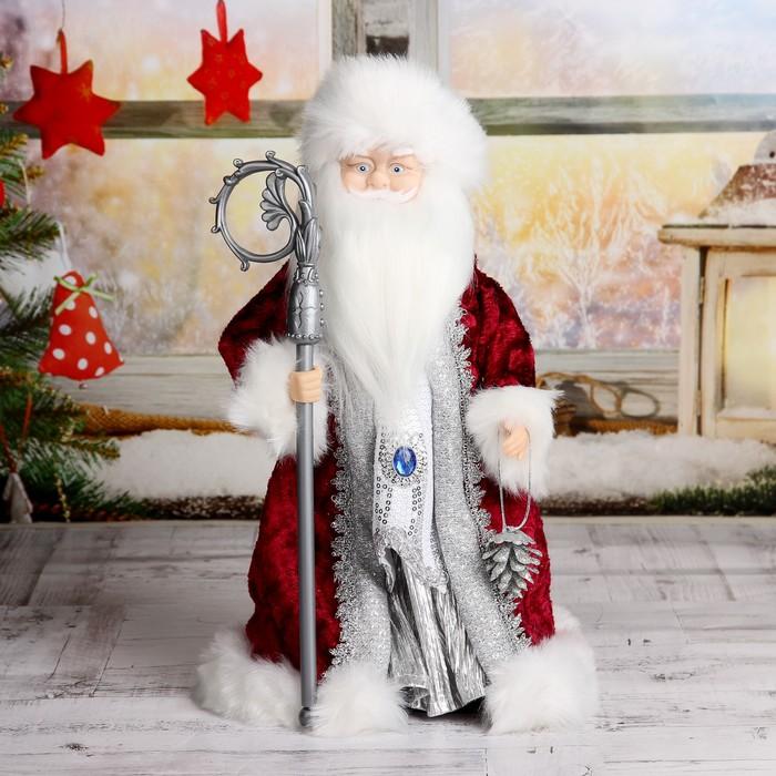 Дед Мороз 40 см