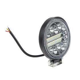 Противотуманная фара 34 LED, IP67, 102 Вт, 12 В, направленный свет Ош